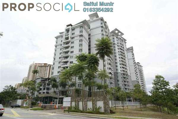 For Sale Condominium at Opal Damansara, Sunway Damansara Leasehold Semi Furnished 3R/3B 750k