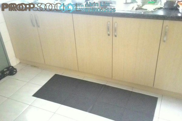 For Sale Terrace at Taman Klang Utama, Klang Freehold Semi Furnished 4R/3B 480k