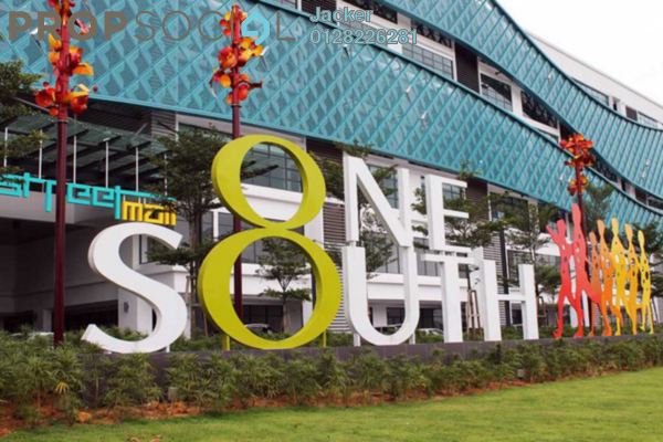 For Rent Condominium at Greenz @ One South, Seri Kembangan  Semi Furnished 3R/2B 2.1k