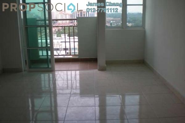 For Sale Condominium at Tiara Kelana, Kelana Jaya Leasehold Semi Furnished 3R/2B 548k
