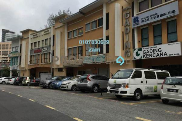For Rent Shop at Section 13, Shah Alam Freehold Unfurnished 0R/0B 4.5k