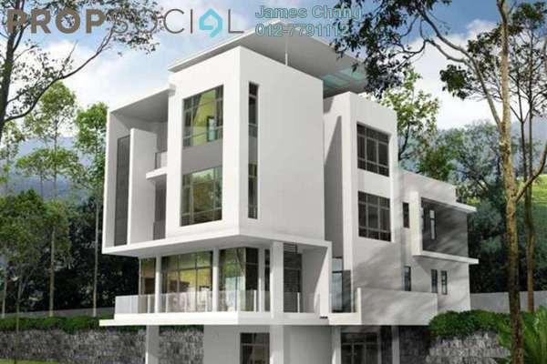 For Sale Terrace at Pearl Villas, Petaling Jaya Freehold Semi Furnished 6R/5B 6.88m