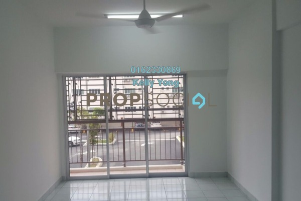 For Rent Apartment at PJ South Citi, PJ South Freehold Semi Furnished 3R/2B 1.4k
