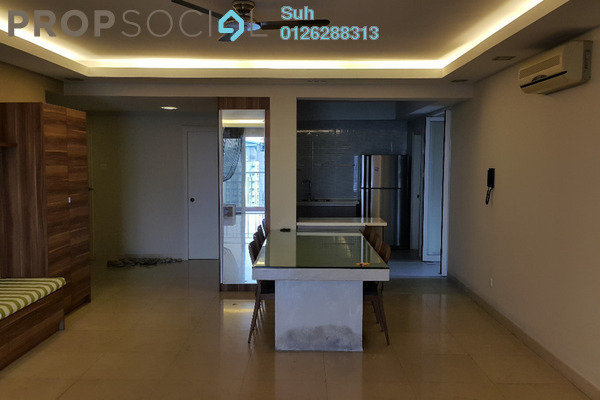 For Rent Condominium at Kiaramas Sutera, Mont Kiara Freehold Fully Furnished 3R/3B 4.5k