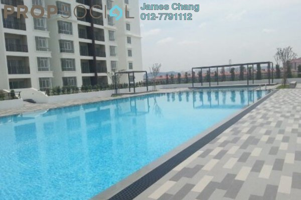 For Sale Condominium at 1120 Park Avenue, PJ South Leasehold Semi Furnished 3R/2B 450.0千