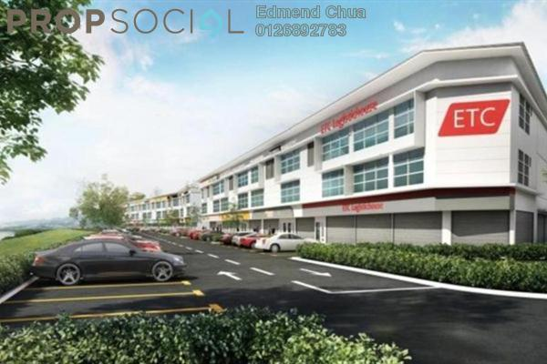 For Sale Factory at Gravitas, Shah Alam Leasehold Unfurnished 0R/0B 2.65m