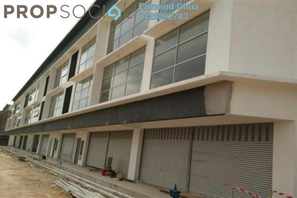 For Sale Factory at Gravitas, Shah Alam Leasehold Unfurnished 0R/0B 2.86m