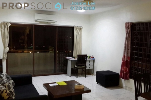 For Rent Condominium at Palm Spring, Kota Damansara Leasehold Fully Furnished 3R/2B 1.5k