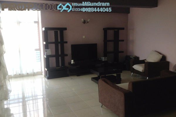 For Rent Condominium at Bayu Angkasa, Bangsar Freehold Fully Furnished 3R/3B 3.8k