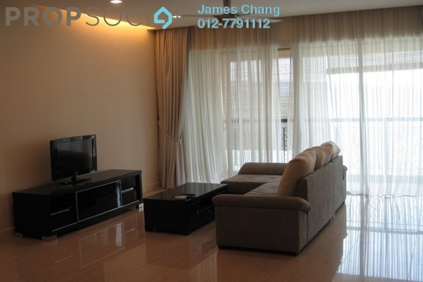 For Rent Condominium at 28 Mont Kiara, Mont Kiara Freehold Semi Furnished 4R/3B 7.4k