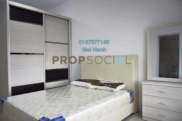 For Rent Apartment at Greenfield Regency, Skudai Freehold Fully Furnished 0R/1B 1.2k