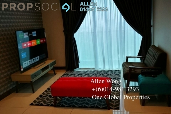 For Rent Condominium at Paragon Residences @ Straits View, Johor Bahru Freehold Fully Furnished 2R/2B 3k