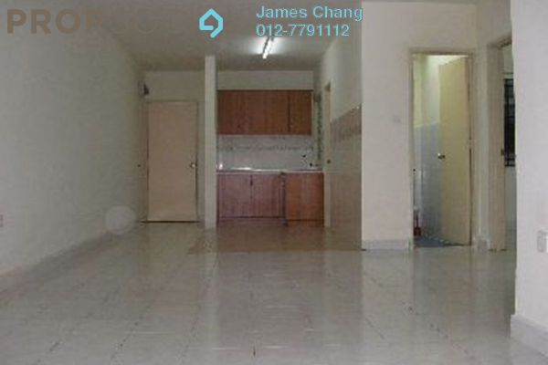For Rent Condominium at Flora Damansara, Damansara Perdana Leasehold Semi Furnished 3R/2B 1k