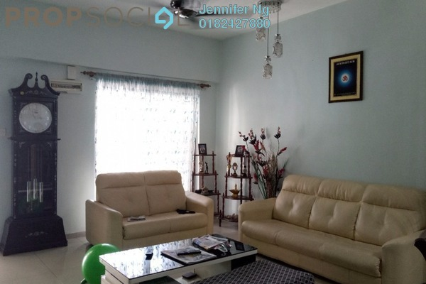 For Sale Terrace at Taman Subang Intan, Subang Leasehold Semi Furnished 5R/4B 695k