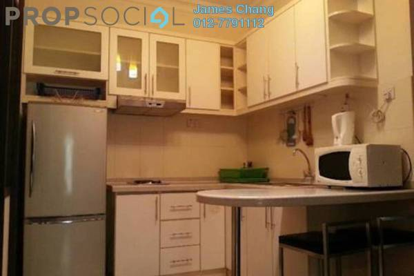 For Rent SoHo/Studio at Regalia @ Jalan Sultan Ismail, Kuala Lumpur Freehold Fully Furnished 1R/1B 2.1k