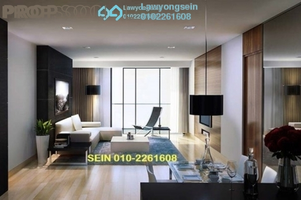 For Sale Serviced Residence at 188 Suites, KLCC Leasehold Fully Furnished 3R/2B 1.8m