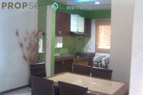 For Rent Condominium at Cengal Condominium, Bandar Sri Permaisuri Leasehold Fully Furnished 3R/2B 1.65k