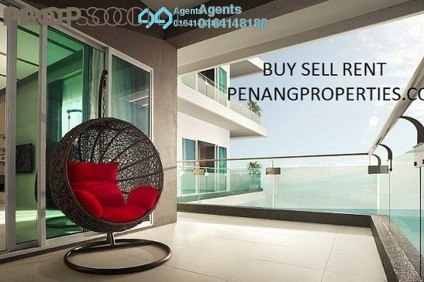 For Sale Condominium at One Tanjong, Tanjung Bungah Freehold Unfurnished 4R/4B 3m