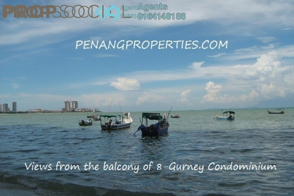 For Rent Condominium at 8 Gurney, Gurney Drive Freehold Semi Furnished 5R/5B 7.5k
