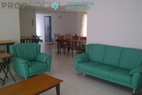 For Rent Condominium at Tiara Ampang, Ampang Leasehold Semi Furnished 2R/2B 1.8k