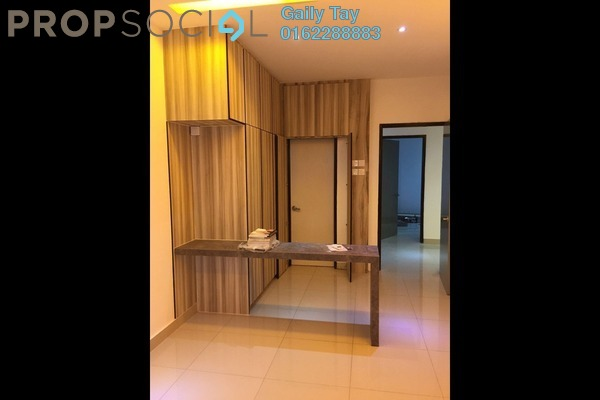 For Rent Condominium at Koi Prima, Puchong Leasehold Fully Furnished 3R/2B 1.7k