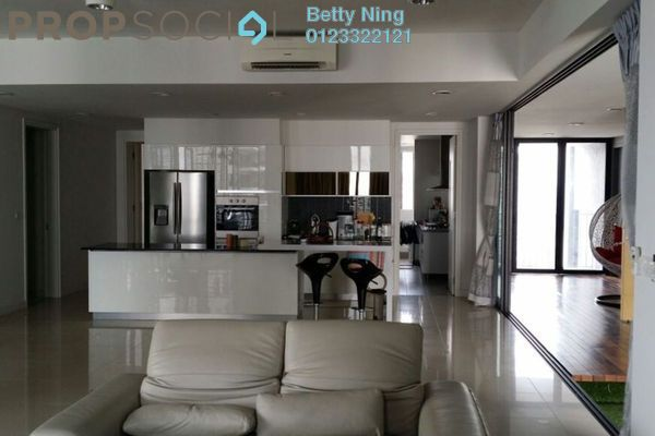 For Rent Condominium at Five Stones, Petaling Jaya Freehold Fully Furnished 5R/6B 7.5k