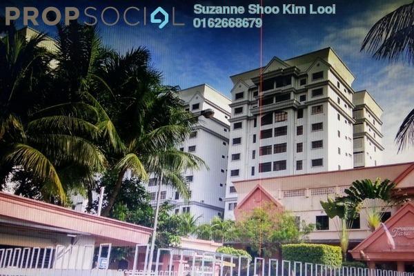 For Rent Condominium at Tiara Faber, Taman Desa Freehold Semi Furnished 3R/2B 1.5k