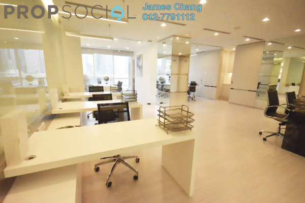 For Rent Office at Commerce One, Old Klang Road Leasehold Semi Furnished 0R/0B 4.8k