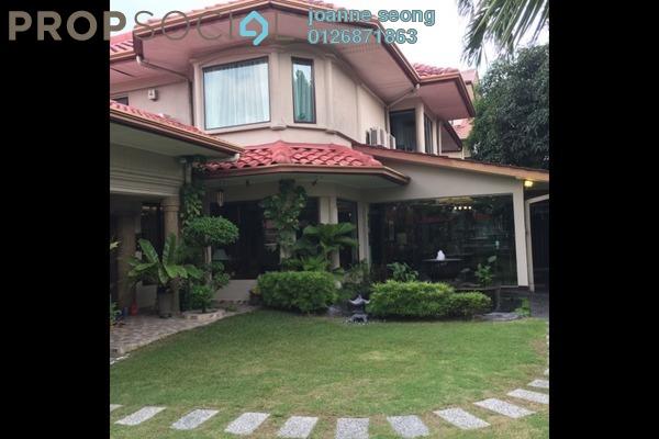 For Rent Semi-Detached at PJS 9, Bandar Sunway Leasehold Semi Furnished 5R/5B 7k