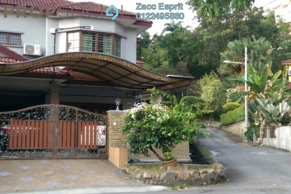 For Rent Semi-Detached at Ukay Perdana, Ukay Leasehold Fully Furnished 5R/3B 3.8k
