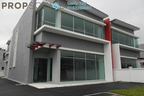 For Sale Factory at Surian Industrial Park, Kota Damansara Leasehold Unfurnished 0R/0B 5.7m