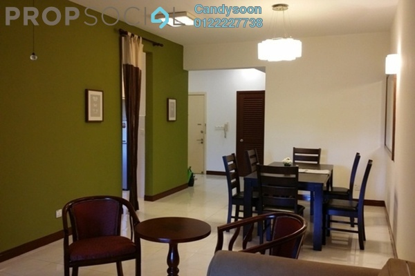 For Rent Condominium at Seri Maya, Setiawangsa Freehold Fully Furnished 3R/2B 3.5千