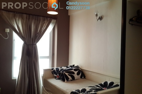 For Rent Condominium at Seri Maya, Setiawangsa Freehold Fully Furnished 3R/2B 3.4千
