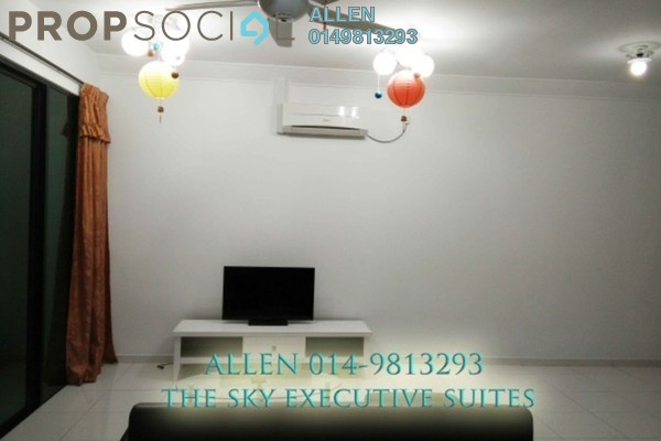 For Sale Condominium at The Sky Residence, Cheras Freehold Fully Furnished 1R/1B 460k