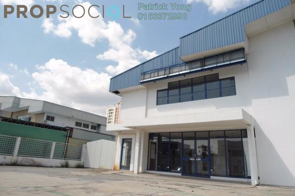 For Rent Factory at Serindit, Bandar Puchong Jaya Freehold Unfurnished 0R/2B 10k