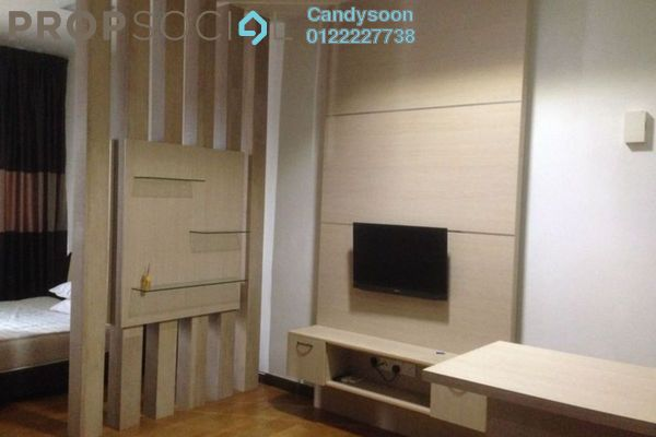 For Rent SoHo/Studio at Regalia, Putra Freehold Fully Furnished 1R/1B 2k