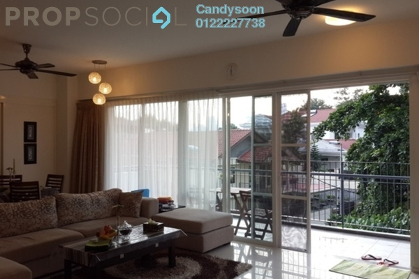 For Rent Condominium at One Jelatek, Setiawangsa Freehold Fully Furnished 2R/2B 3.8千
