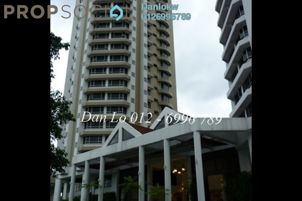 For Rent Condominium at SuCasa, Ampang Hilir Freehold Fully Furnished 1R/1B 2.3k