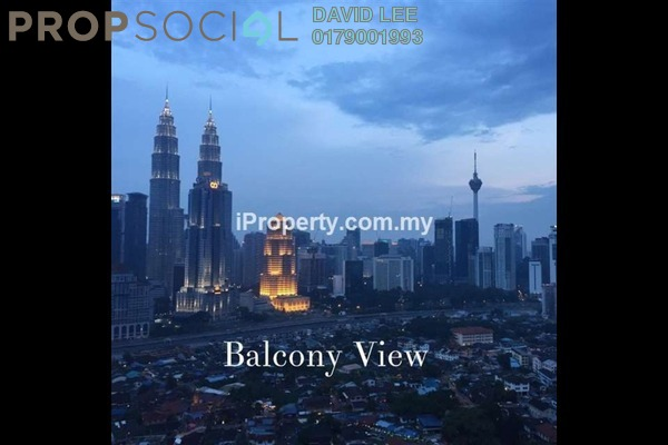For Rent Condominium at Setia Sky Residences, KLCC Freehold Fully Furnished 1R/1B 4k