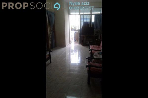 For Sale Apartment at Pandan Mewah, Pandan Indah Leasehold Semi Furnished 3R/1B 148k