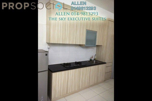 For Rent Serviced Residence at The Sky Residence, Cheras Freehold Fully Furnished 1R/1B 1.7k