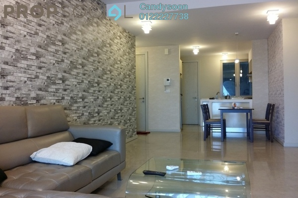 For Sale Condominium at myHabitat, KLCC Freehold Fully Furnished 3R/2B 1.19m