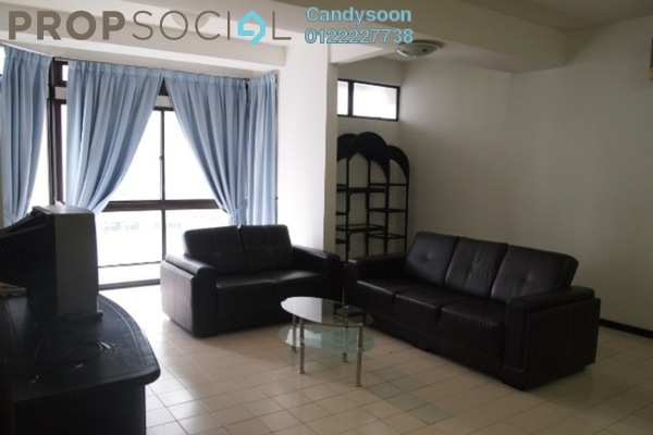 For Sale Condominium at Fahrenheit 88, Bukit Bintang Freehold Fully Furnished 2R/1B 1.05m