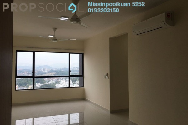 For Rent Apartment at MKH Boulevard, Kajang Freehold Semi Furnished 3R/3B 1.4k