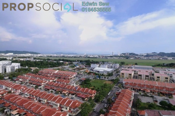 For Sale Condominium at Ideal Vision Park, Sungai Ara Freehold Unfurnished 3R/2B 630k