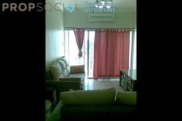 For Rent Apartment at Sri Cassia, Bandar Puteri Puchong Freehold Fully Furnished 3R/2B 1.1k