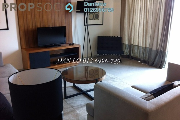 For Sale Condominium at myHabitat, KLCC Freehold Fully Furnished 2R/2B 1.2m