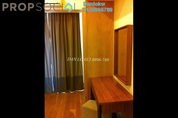 For Rent Condominium at myHabitat, KLCC Freehold Fully Furnished 2R/2B 3.7k