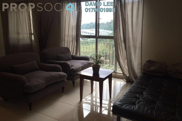 For Rent Condominium at Perdana View, Damansara Perdana Leasehold Fully Furnished 2R/2B 2.1k