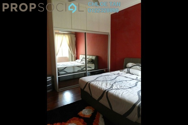 For Sale Terrace at Lake Edge, Puchong Leasehold Semi Furnished 4R/4B 1.5m